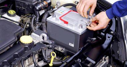 Система электропитания автомобиля