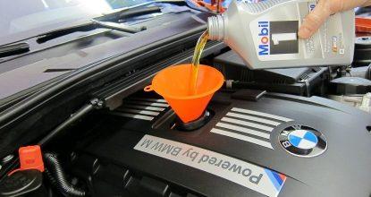 Своевременная замена моторного масла